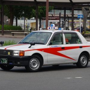 富士急静岡タクシー トヨタ コンフォート