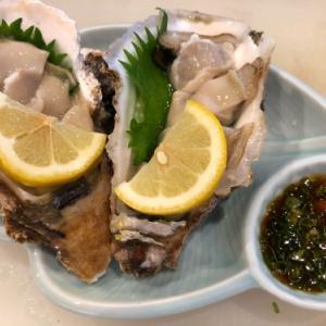 そろそろ岩牡蠣