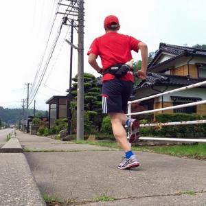 白い鳥の町津幡10000mパトロールラン(fin)