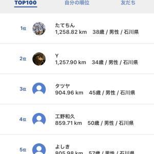 圭ちゃんの金沢マラソン2020 ON-LINE観戦記