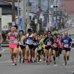 河北潟一周駅伝競走大会第100回記念大会延期
