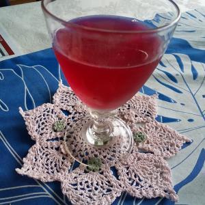 今年も紫蘇ジュースの時期が( ^ω^)・・・