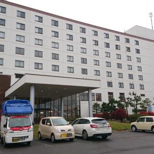 鹿部ロイヤルホテル…赤帽札幌シェルパ