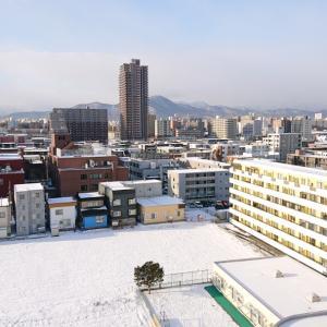 札幌でもヒグマは身近にいる…赤帽札幌シェルパ