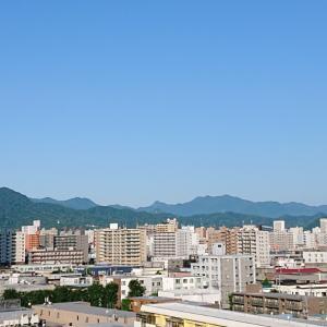 晴天の札幌(緊急配送は即対応OK)…赤帽札幌シェルパ