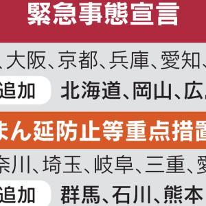 本日から北海道にも緊急事態宣言発令ですが通常営業中…赤帽札幌シェルパ