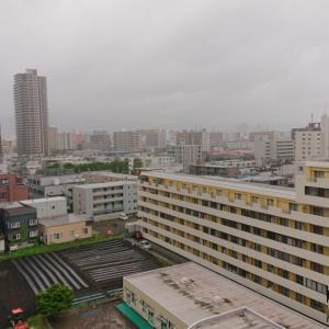 本日大荒れの天気ですが緊急配送対応出来ます…赤帽札幌シェルパ