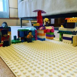 LEGOで1日1軒。建設で見えてくるルールのあり方