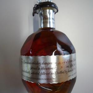 バーボンウイスキー:ブラントン・シルバー