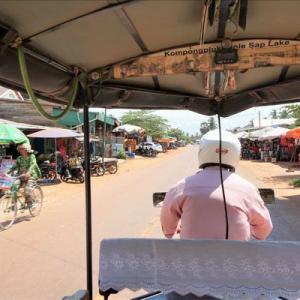 ロリュオス遺跡群で3日間のアンコール遺跡巡りを締め括る☆カンボジア旅行記㉑【2019.9.13】