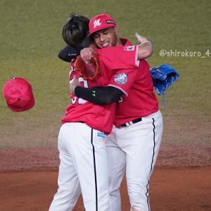 益田とマーティン☆