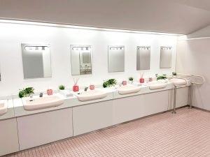 埼スタ女子トイレ 向上プロジェクト