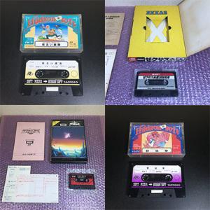 レトロゲームやりたい!:カセットテープゲームに必須のデータレコーダーで珍事発見!こんなことってあるの?