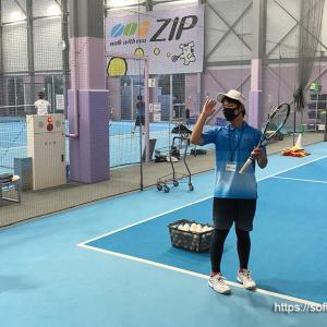 ジップテニスアリーナでソフトテニスしよう!