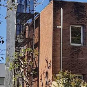 屋上防水を大規模修繕と時期をずらして工事する
