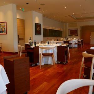 ミシュラン2ツ星のレストラン サンパウでランチ