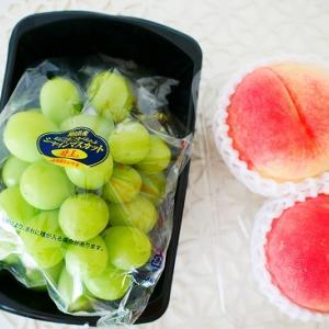 桃のコンポートとバナナパウンドケーキ作り