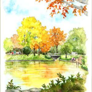 ◆松代公園・紅葉その2◆