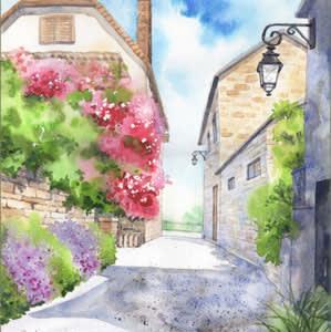 ◆習作・フランス・カレナック◆