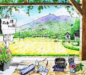 ◆蔵出し・筑波山を眺めて◆