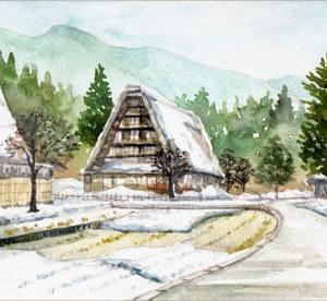 ◆ 飛騨高山・雪景色 ◆