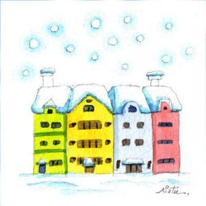 ◆ 冬のイラスト ◆