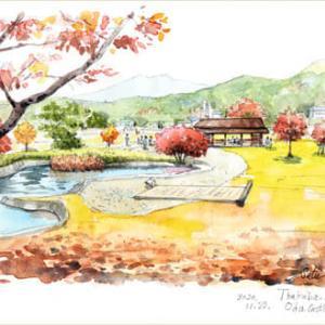 ◆ つくば市・秋の小田城跡 ◆