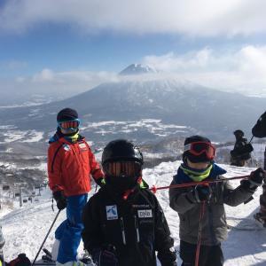 延命記念スキー