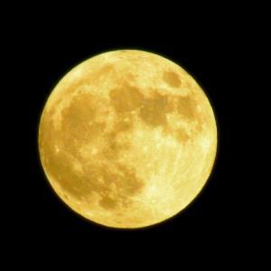 """満月と霊界との不思議な関係!~3月10日の満月は""""芋虫お月様""""でスーパームーン!~"""