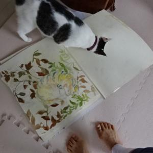 四流画家の日々の製作