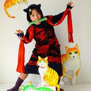 猫魔術 コロナ退散願