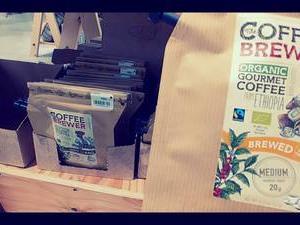 COFFEE BREWERと週末のご予約状況