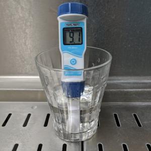 ゆふいん福万水pH