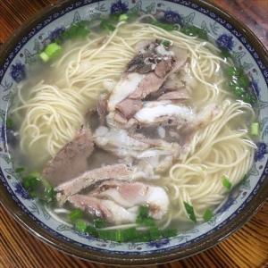 蘇州10 - 蘇州の冬は藏書羊肉(実は山羊肉)!羊羹、鍋、麺と山羊を味わい尽くす!