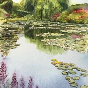ジベルニー(モネの館:Maison de Monet)