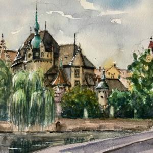 ストラスブールにて(  A Strasbourg : No2 )