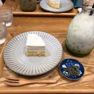 休日の乱高下① 大三萬年堂HANARE 星乃珈琲店