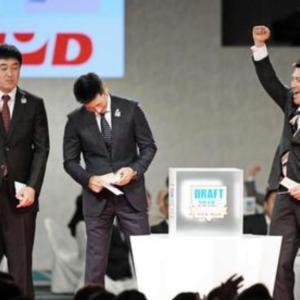 ドラフトと日本シリーズ
