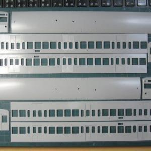 上信500形の製作(新1)