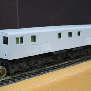 EF13(箱型)の製作(8)