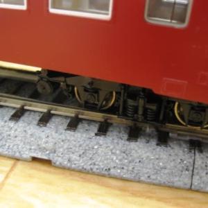 50系客車(旧製品)の脱線対策