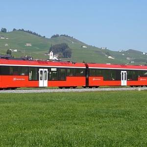 スイスの低床電車を作る(1)