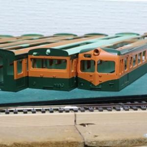 80系電車の製作(8)