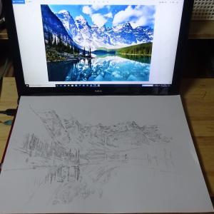 水彩画(その1)