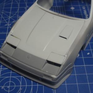 Z31 300ZX 製作記 コネクティングプレート