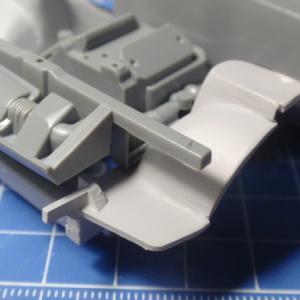 Z31 300ZX 製作記 ラジエターサポート