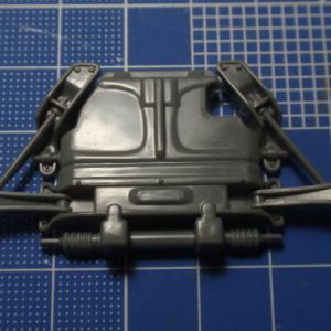 Z31 300ZX 製作記 フロントサスペンション 準備