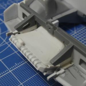 Z31 300ZX 製作記 ラジエーター・コンデンサー2