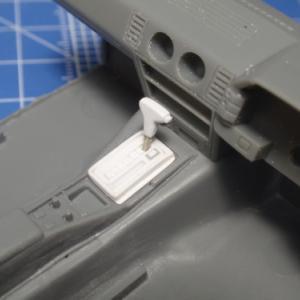 Z31 300ZX 製作記 シフトレバー