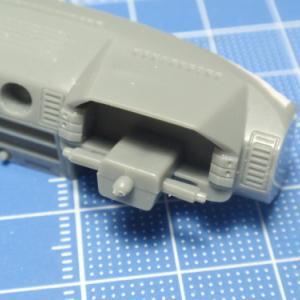 Z31 300ZX 製作記 コラムレバー